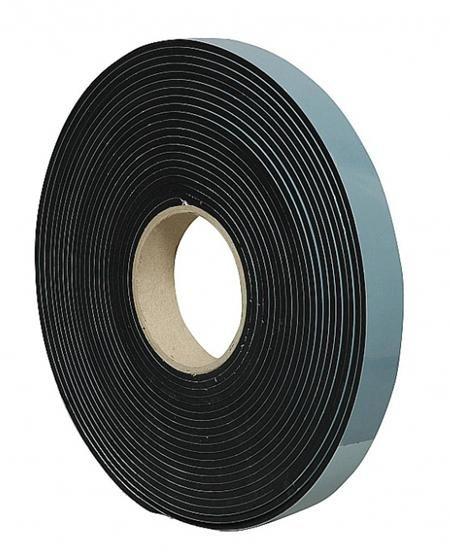 TN011 EPDM páska 4x15 antracit Tremco illbruck