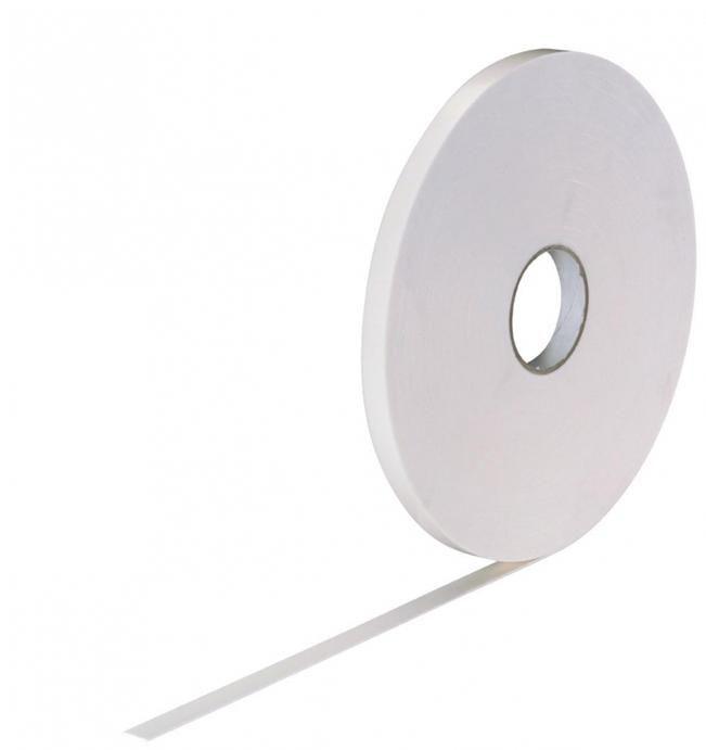 TN130 Oboustranně lepicí PE páska 1x15 bílá Tremco illbruck