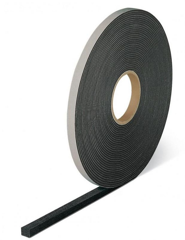 TN119 PE páska bez krycí fólie 2x12 antracit Tremco illbruck