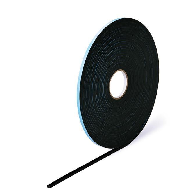 TN136 PE páska pro zasklívání 3x15 černá Tremco illbruck