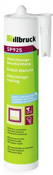 SP925 Tekutá membrána antracit 310 ml Tremco illbruck