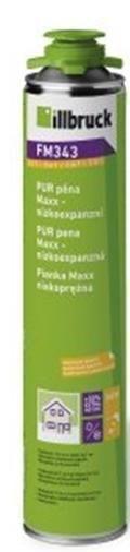 FM343 PUR pěna Maxx - nízkoexpanzní 850 ml Tremco illbruck