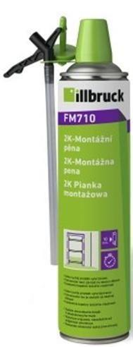 FM710 PUR pěna 2K - trubičková 400 ml Tremco illbruck