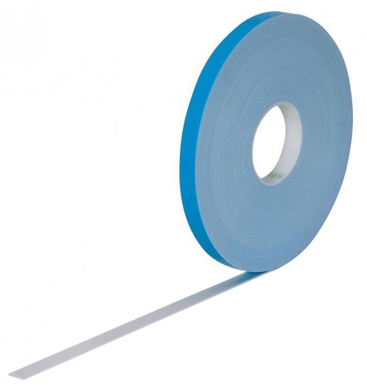 TN140 Oboustranně lepicí PE páska 1x9 bílá Tremco illbruck