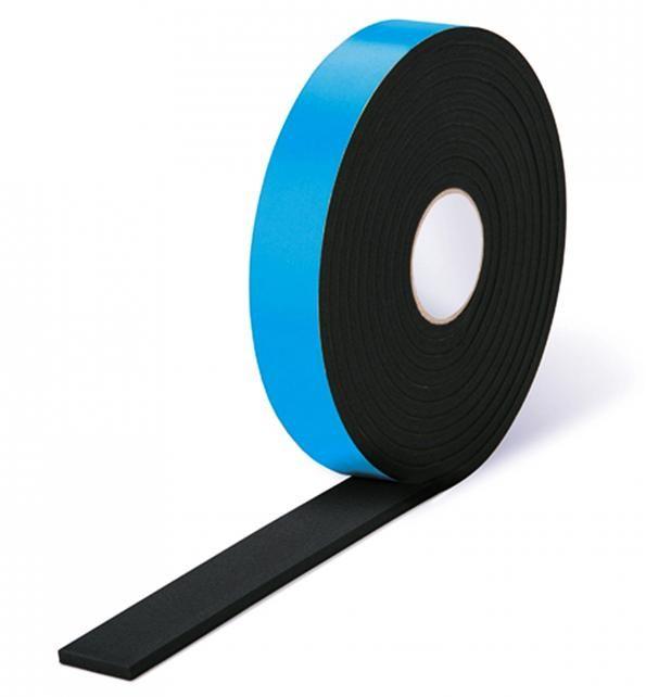 TN563 PVC páska pro zasklívání 4 x 15 černá Tremco illbruck